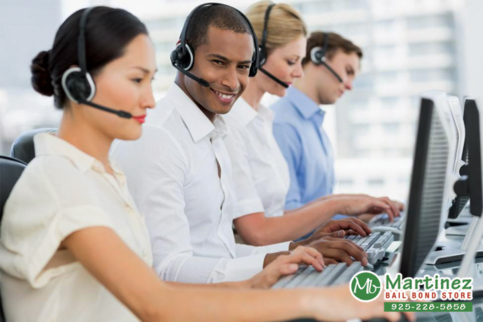 Martinez Bail Bond Store Has The Best Bail Agents To Help You