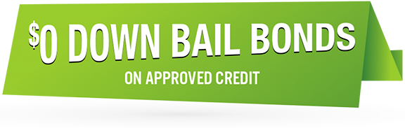 NO MONEY DOWN BAIL BONDS