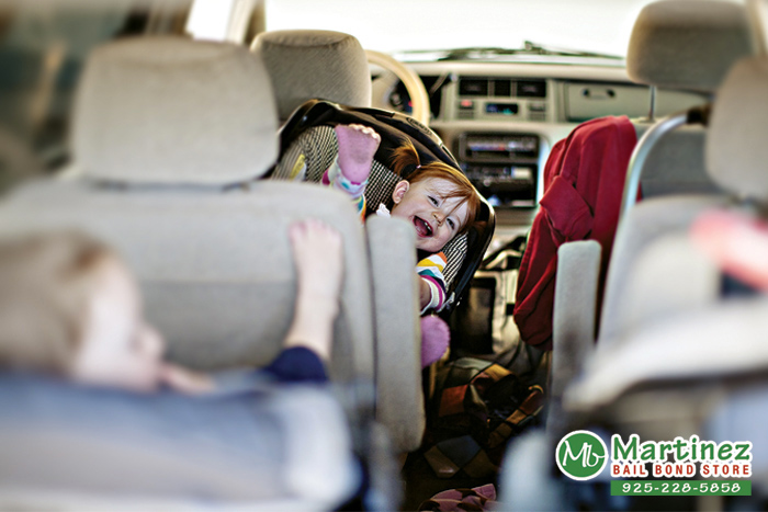 California's Regulations Regarding Car Seats