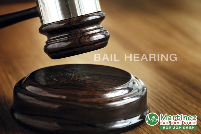 What Is A Bail Hearing?