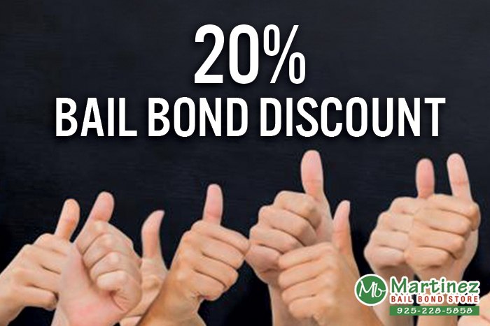 Need Bail? We Offer A 20% Discount!